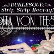 STRIP STRIP HOORAY: Interview with Dita Von Teese