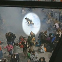 THERE HASN'T BEEN AN ARREST IN BOSTON BOMBINGS, BUT THE FEDS THINK THEY HAVE THE BOMBERS ON VIDEO