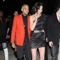 EMERGENCY LANDING For Chris Brown!