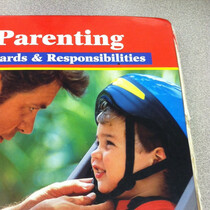 Anyone Else Notice Something Odd About This Parenting Safety Book?