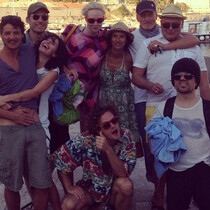 Game of Thrones Cast Hit the Beach