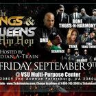 Win FLOOR SEATS to the Kings & Queens of Hip Hop Tour!
