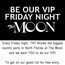 Get On Our VIP Guest List at The Moon