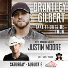 Win Brantley Gilbert Tickets!