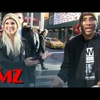 VIDEO: Tomi Lahren & Charlamagne Step Out In Times Square