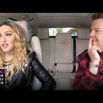 Madonna Vogues, Twerks & Talks Michael Jackson In 'Carpool Karaoke' Teaser