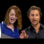 Watch Emma Stone, Natalie Portman, Matthew McConaughey & More Perform 'I Will Survive'