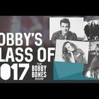 Bobby Bones Announces His New Artist Class of 2017