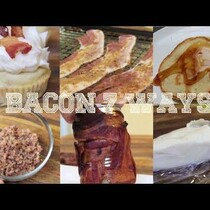 VIDEO:  DIY Bacon Hacks