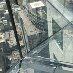 Slide Suspended 70 Stories above Downtown LA Opens on Saturday (VIDEO)