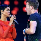 Chris Martin: Rihanna's Voice Is 'Like A Beautifully Squeezed Tube Of Toothpaste'