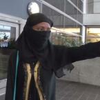 Muslim Woman Makes Terrorist Threats At LAX Airport (VIDEO)