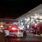 Reports Of Gunfire, Explosions At Istanbul Airport