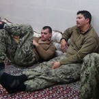 Navy: Detained U.S. Sailors Told Iranian Captors Too Much