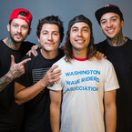 INTERVIEW: Tattoo Stories with Pierce The Veil
