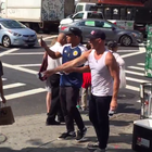 Major Lazer Gave Out Cold Water On The Hot Streets Of NYC (VIDEOS)