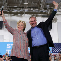Tim Kaine Selected To Be Hillary Clinton's Running Mate