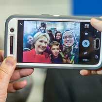 Clinton Campaign Launches Interactive Social App