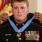 Medal Of Honor Recipient: 'I Realized Parenting Is The Hardest Thing I'll Ever Do'