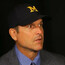 Jim Harbaugh On Michael Jordan &