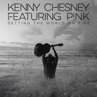 Kenny Chesney ft. P!nk - 'Setting The World On Fire' | WORLD PREMIERE