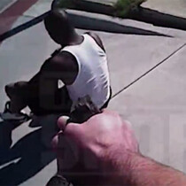 Marcus Vick Runs From Cops, Gets Captured At Gunpoint (VIDEO)