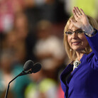 Giffords: Hillary Clinton Will Stand Up To Powerful Gun Lobby