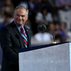 Tim Kaine Accepts VP Nomination