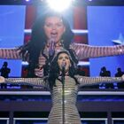 Katy Perry Performs 'Rise,' 'Roar' At Democratic National Convention