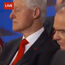 Bill Clinton Caught Napping During Hillary Speech? (VIDEO)