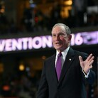 Trump Hits 'Little Michael Bloomberg' For Democratic National Convention Speech