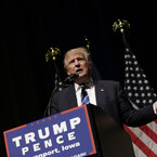 Trump: Clinton Speech From 'Fantasy Universe'