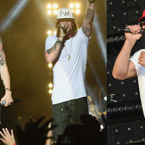 iHeartRadio Music Festival Lineup: FGL, Sam Hunt & More