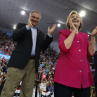 Clinton, Kaine Hit The Campaign Trail