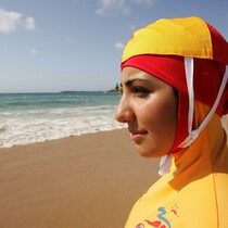 Cops on French Beach Make Muslim Woman Remove Tunic