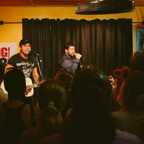 Dan + Shay Play Surprise Nashville Show
