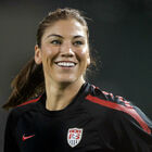 Hope Solo Suspended For Comments Following Olympic Loss