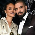 Drake Kisses Rihanna In Celebratory Instagram Selfie After The VMAs (PHOTO)