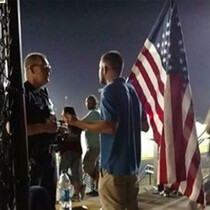 High School Bans American Flag From Football Game