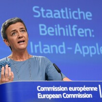 EU Orders Apple To Pay $14.5 Billion in Taxes