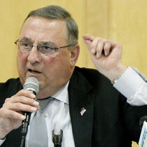 Maine Governor: 'Maybe It's Time to Move On'