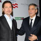 Watch George Clooney React To The Brangelina Divorce News (VIDEO)