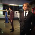Madame Tussauds Separated Brad Pitt & Angelina Jolie's Wax Figures (PHOTO)