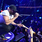 Inside Sam Hunt's 'House Party' At The iHeartRadio Music Festival