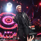 5 Times Billy Idol Danced with Himself at the iHeartRadio Music Festival