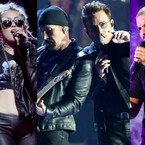 iHeartRadio Music Festival: Miley Cyrus Rocks Out With Billy Idol, Drake Reps For Rap & Other Highlights