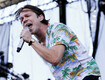 Cage The Elephant Rock The Crowd Restless at the Daytime Village