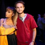 Zedd Hops On Drums For Surprise Cameo During Ariana Grande's iHeartRadio Music Festival Set