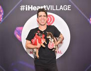 Here is Panic! at the Disco's Brendon Urie With Adorable Puppies (PHOTOS)