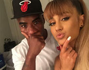 Charlamagne Tha God Is Forgiven By Ariana Grande, Chills With Mac Miller Backstage at iHeartRadio Music Festival